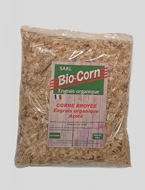 Engrais naturel bio cornes de bovin