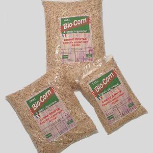 engrais naturel poudre azotée biocorn