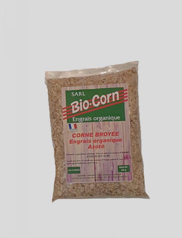 engrais naturel poudre corne 300 grammes